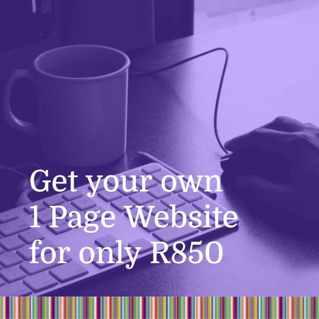 Indigo-Lite Website (1 Page Website)