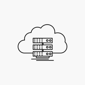website hosting product icon
